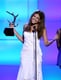 In 2008, Eva Mendes took home an award at the Guys Choice Awards.