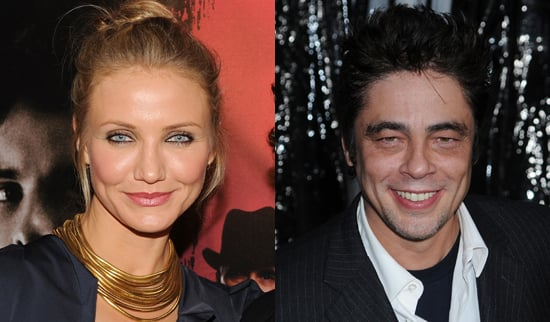Cameron Diaz to Star in An Ex to Grind With Benicio Del Toro