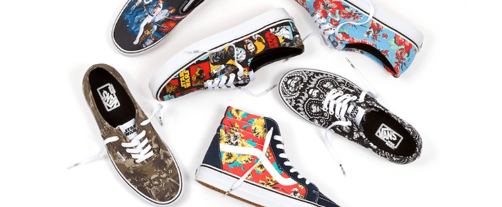 It's Really Happening: Star Wars Shoes by Vans