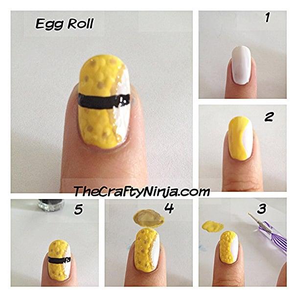 Easy Egg Roll