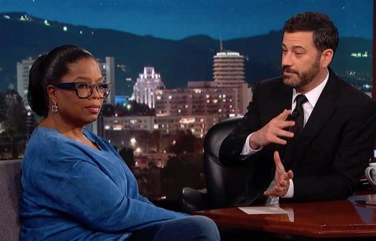 Oprah Throws Shade at Trump