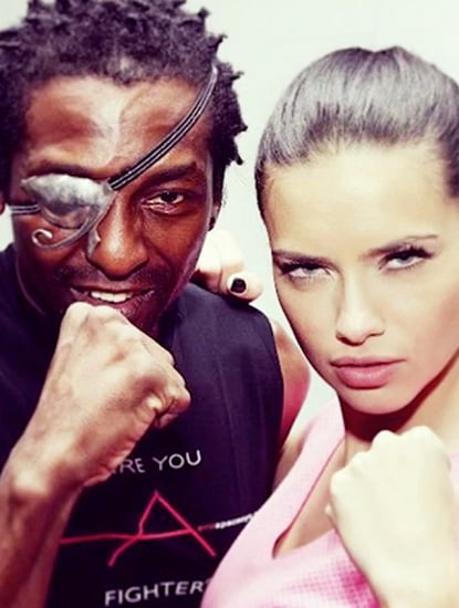 A Day in the Life of a Supermodel Trainer