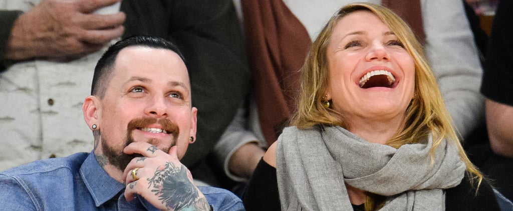 A Peek Inside Benji Madden and Cameron Diaz's Sweet Love Story
