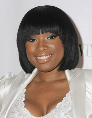 Jennifer Hudson's bob haircut