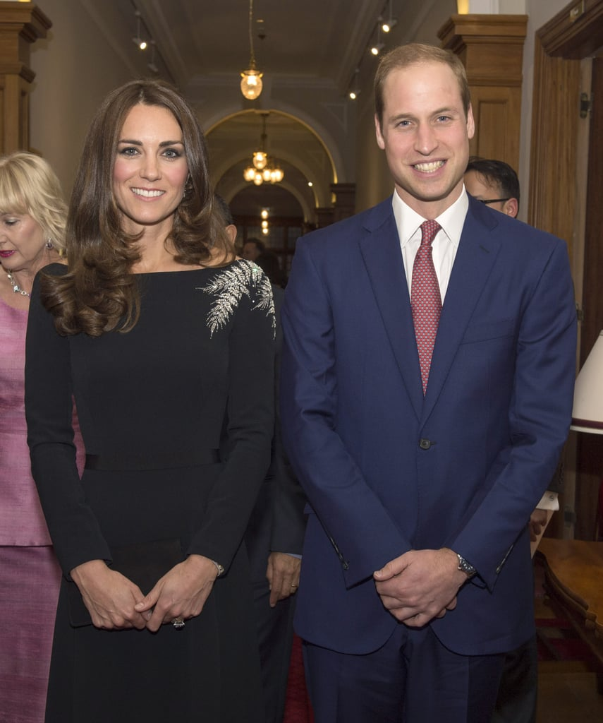 Will and Kate Bring a Little Bit of the Queen to New Zealand