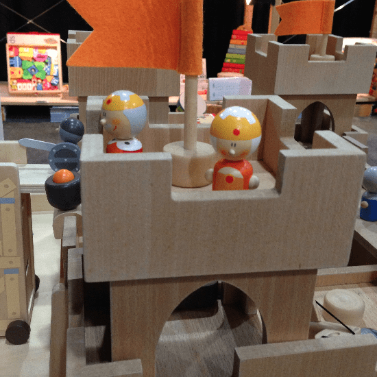 New Wooden Toys 2013