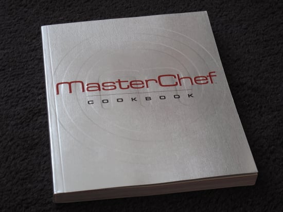 Does the New MasterChef Cookbook Reveal the Show's Winner?