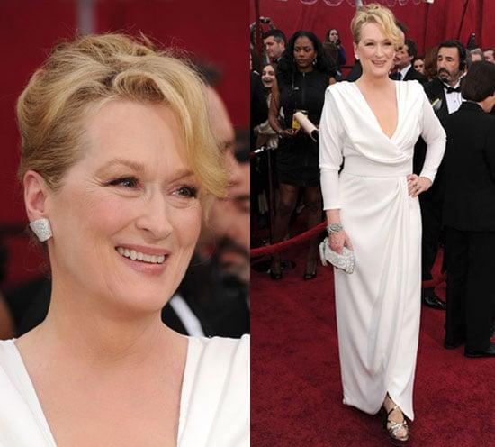 Meryl Streep at 2010 Oscars 2010-03-07 17:54:19