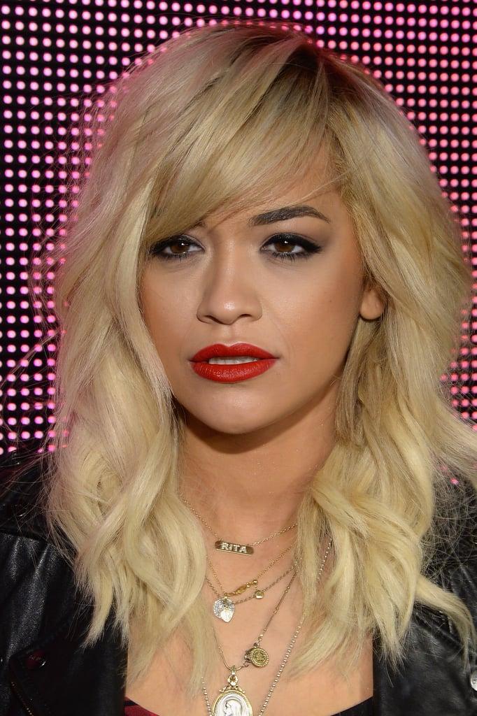 Rita Ora at DKNY