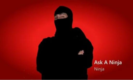 Internet Explorer 8 Video the Internet Remembers Stars Comedians Like Janeane Garofalo and Ask a Ninja