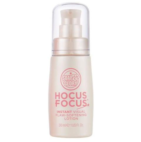 Soap and Glory Hocus Focus Review | Skin Illuminator