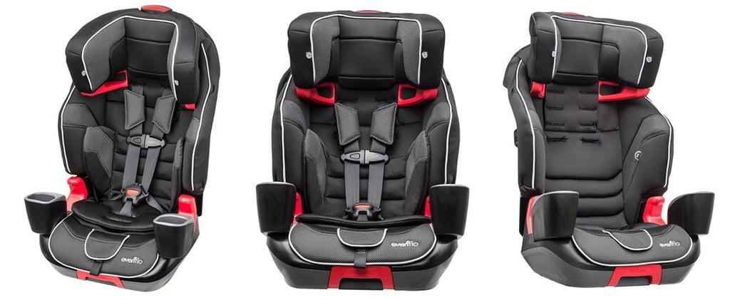 Evenflo Is Voluntarily Recalling 56,000 Car Seats