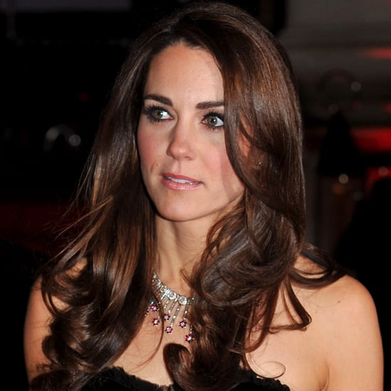 Kate Middleton's Beauty Look Up Close