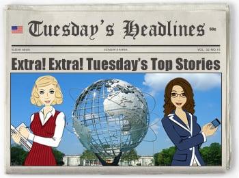 Top News Stories 2008-03-18 07:00:13