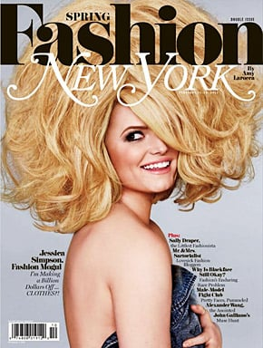 Jessica Simpson Goes Pantsless and Talks Eric, the Proposal, and More in New York Magazine