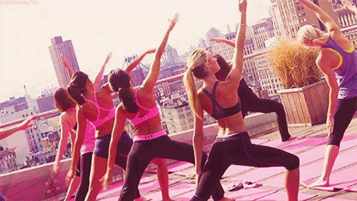 The Yoga-Makes-Me-Feel-Sexy Yogi