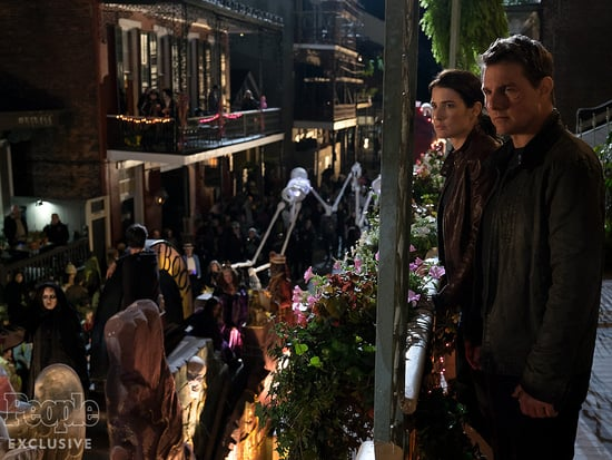 First Look: Tom Cruise Kicks Butt in New Orleans in Jack Reacher: Never Go Back