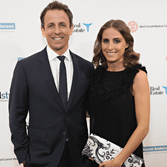 Seth Meyers Welcomes Baby Boy March 2016