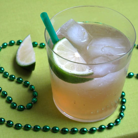 Irish Buck Cocktail