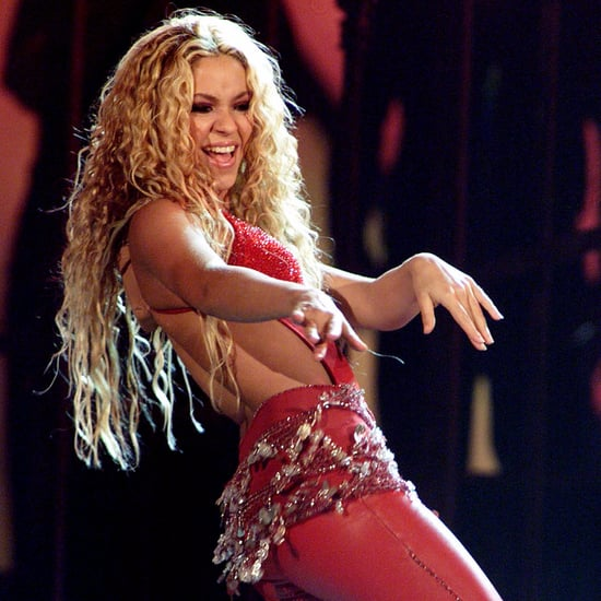 Shakira's Performance at First Latin Grammys
