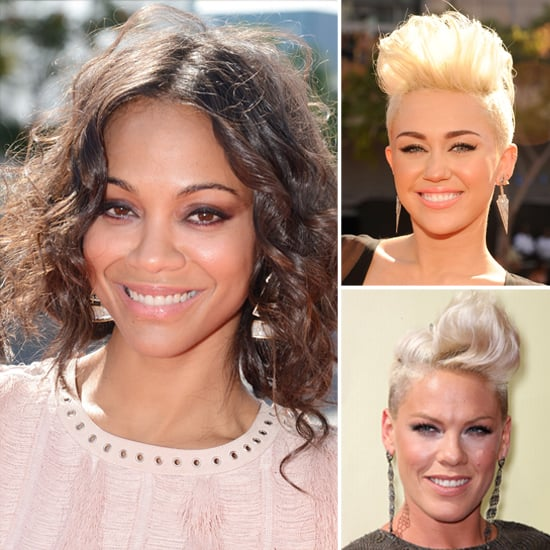 Get an Up-Close View of the Hottest VMAs Beauty Looks