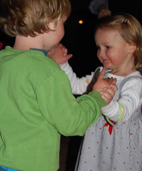 You Know You're a Mother When: Two-Year-Old Dance Party