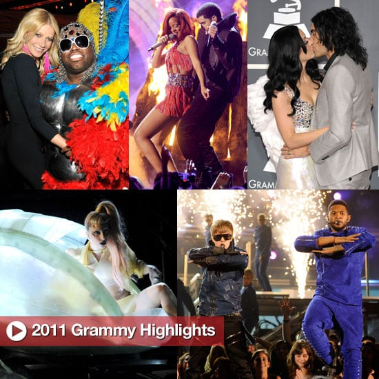 Pictures From 2011 Grammy Awards