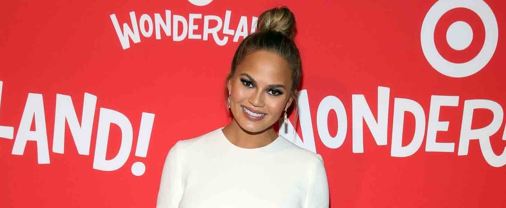 Chrissy Teigen's Pregnancy Glow Could Literally Light Up All of New York City