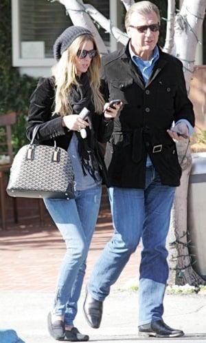 Photo Of Nicky Hilton Wearing Loafers In LA
