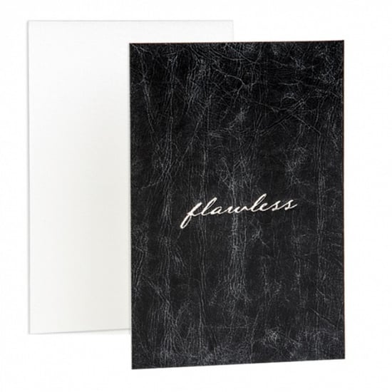 A #Flawless Set of Stationery