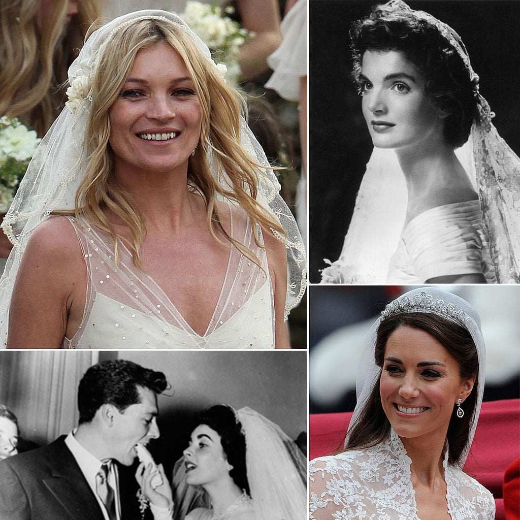 The Most Iconic Bridal Looks of All Time