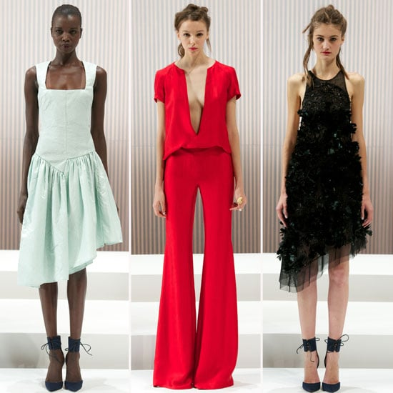 Wes Gordon Spring 2013   Pictures
