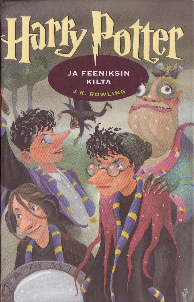 Harry Potter and the Order of the Phoenix, Finland