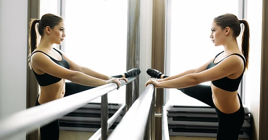The Barre Workout That Burns Your Booty