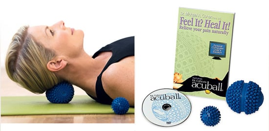 Cool Fitness Gadget: Acuball to Relieve Pain