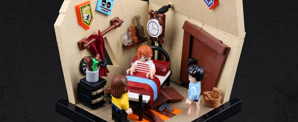 This Man's Chapter-by-Chapter Harry Potter Lego Creations Are INSANELY Good