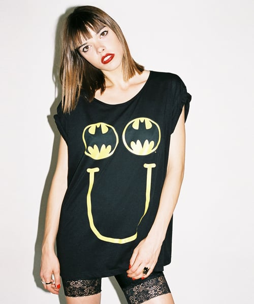 Batman Happy T-Shirt ($46)