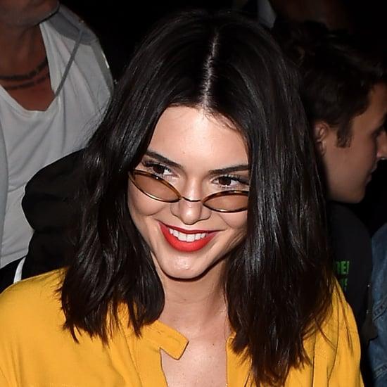 Kendall Jenner Haircut Snapchat 2016