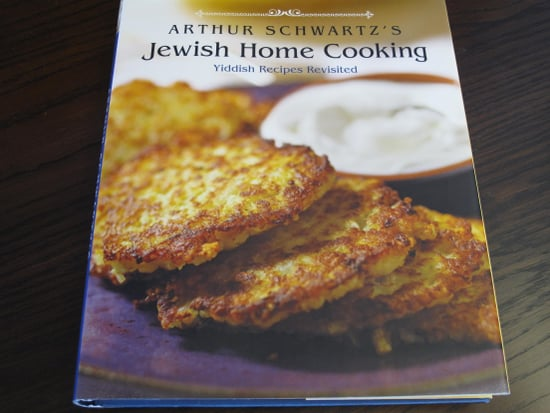 Cookbook Review: Arthur Schwartz's Jewish Home Cooking