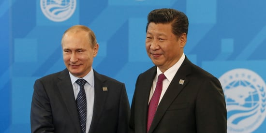How Russia and China Are Cooperating to Dismantle America's Dominance of the Internet