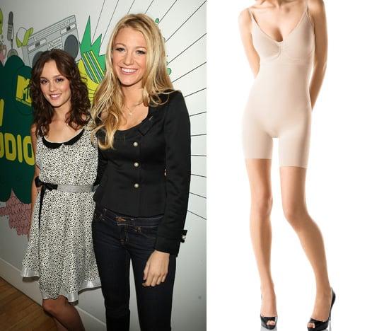 Cast of Gossip Girl Wears Spanx to Slim Down