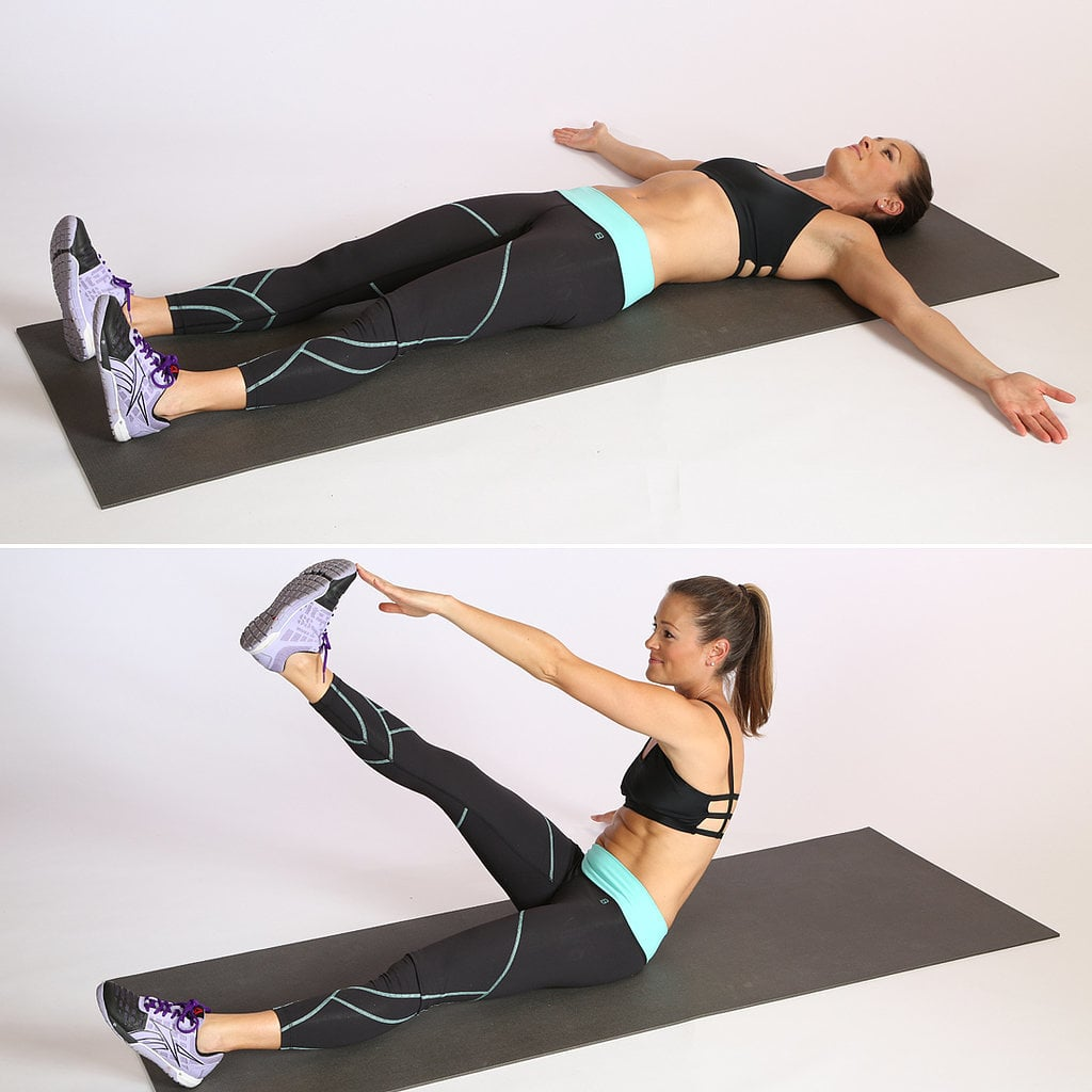 T-Cross Sit-Up