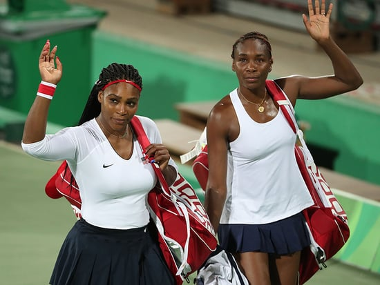 Venus Williams Opens Up About Shocking Olympic Upset with Sister Serena: 'We Couldn't Do It That Day'
