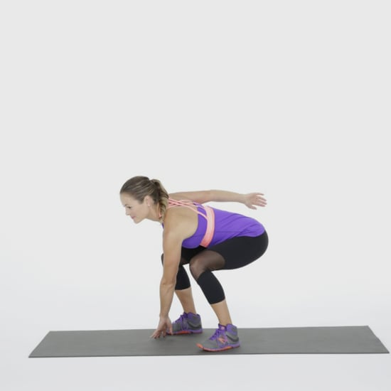 How to Do a 180 Squat Jump
