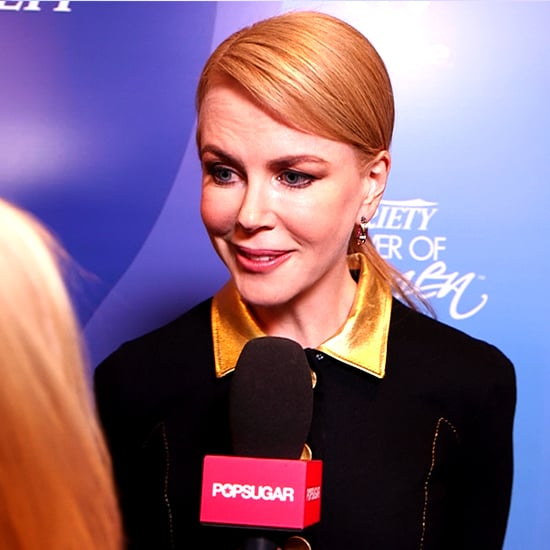 """Nicole Kidman Talks About Meeting Female Victims of War Crimes: """"It's Put a Fire in Me"""""""