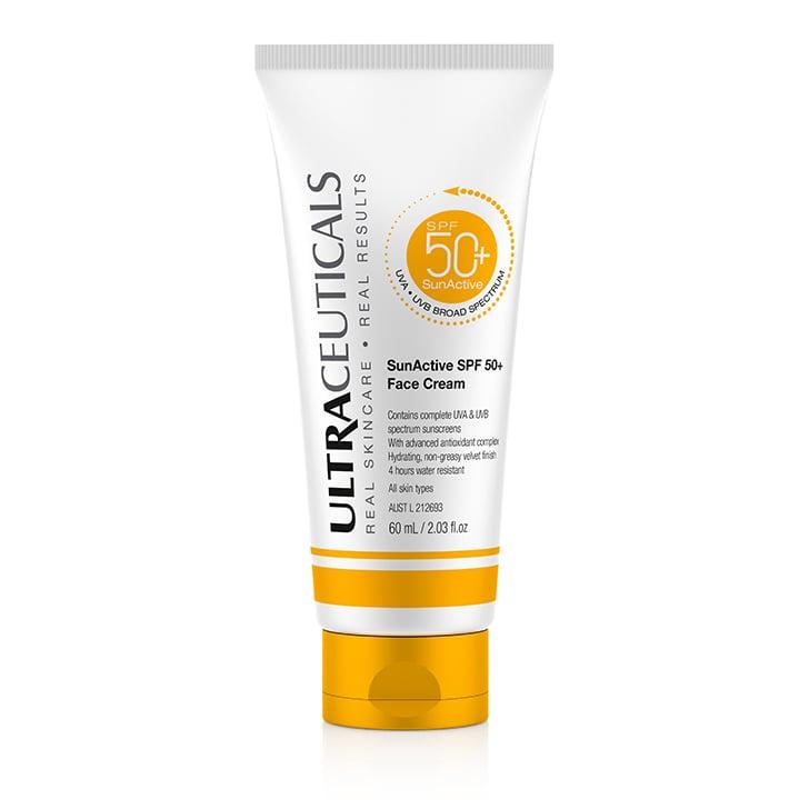 Sunscreen non greasy