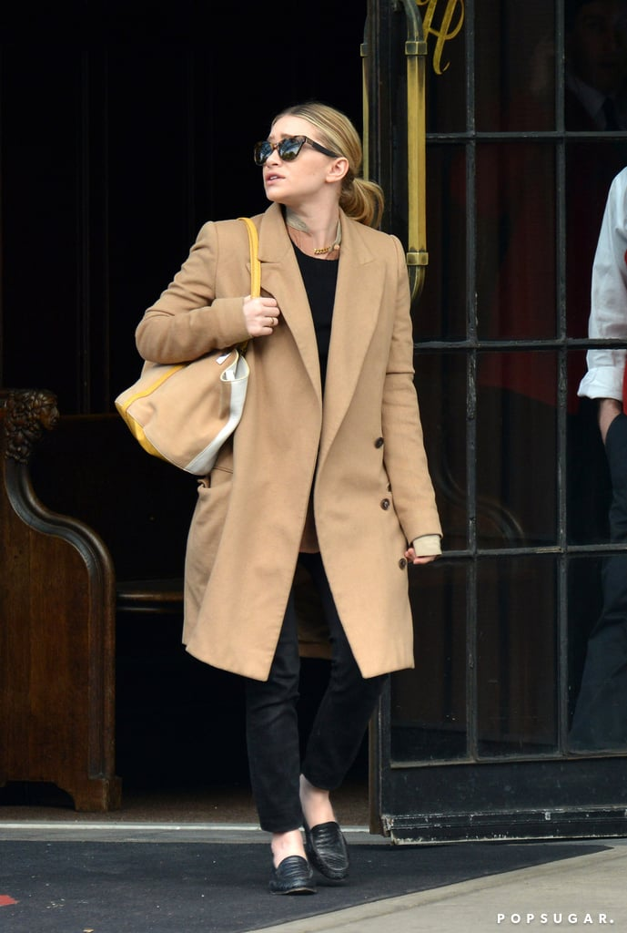 Two Olsen Sisters — Elizabeth and Ashley — Spend a Day in NYC