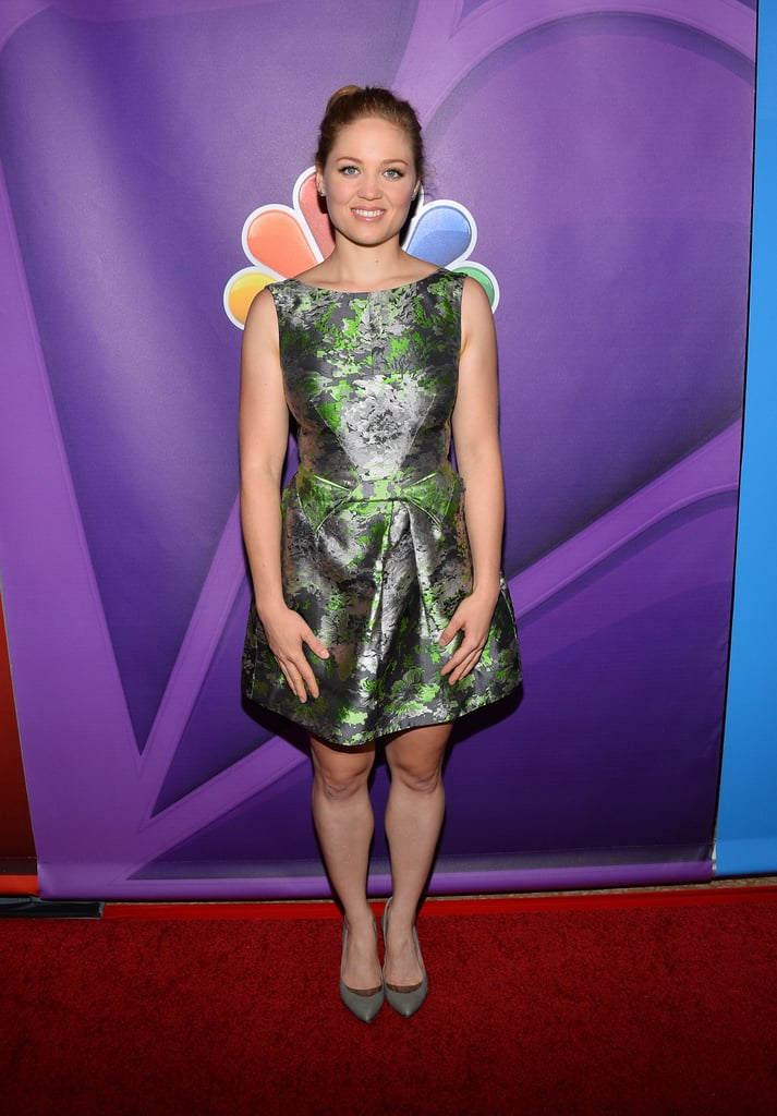 Erika Christensen was among the guests at the Summer TCA Press Tour.