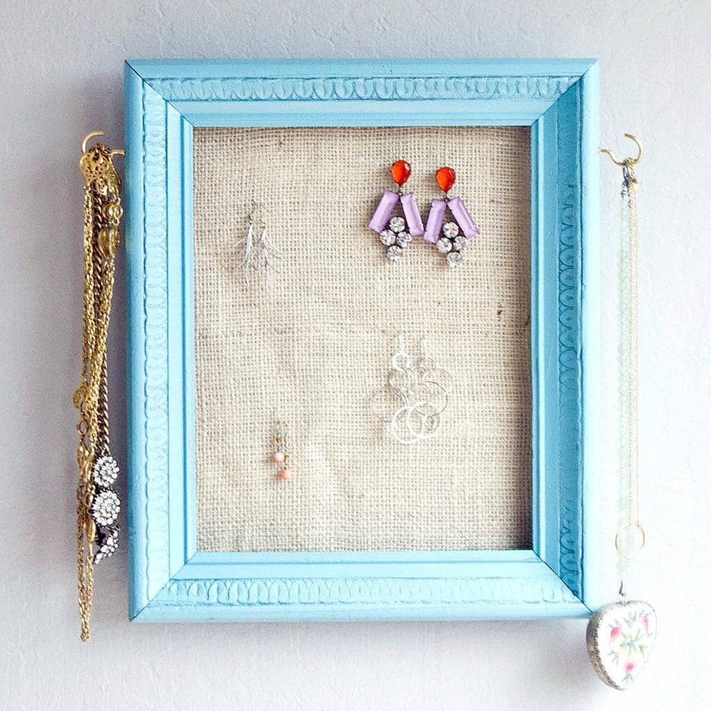 Frame Jewelry Organizer