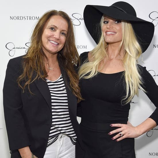 Jessica Simpson's Mom Tina Simpson Engagement June 2015